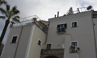 META, centralissima, vendesi rifinita e panoramica mansarda con terrazzo