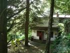 villa col giardino a livello
